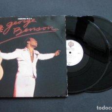 Discos de vinilo: GEORGE BENSON ?– WEEKEND IN L.A. – 2 LP 1978. Lote 194585850