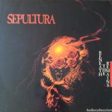 Discos de vinilo: DISCO SEPULTURA. Lote 194585972