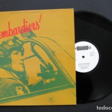 Discos de vinilo: THE BOMBARDIERS – SEARCH AND ENJOY. Lote 194586293