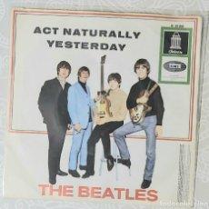 Discos de vinilo: THE BEATLES - YESTERDAY. Lote 194587000