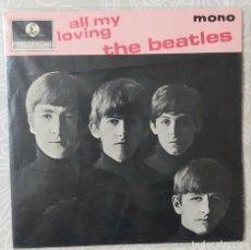 Discos de vinilo: THE BEATLES - ALL MY LOVIN (EDICIÓN INGLESA). Lote 194587232