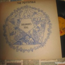 Discos de vinilo: THE PENTANGLE SOLOMON'S SEAL (REPRISE RECORDS 1972) ENCARTE OG USA 1ST PRESS. Lote 194587786