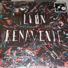 Discos de vinilo: LP + CD LEON BENAVENTE 2 PRECINTADO. Lote 194588657
