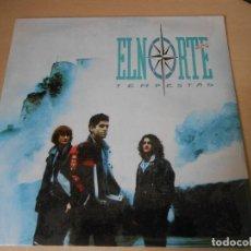 Discos de vinilo: LP EL NORTE. TEMPESTAD. 1991. SIN ABRIR. Lote 194588903
