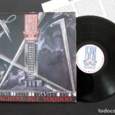Discos de vinilo: SPK – MACHINE AGE VOODOO - VINILO. Lote 194588917