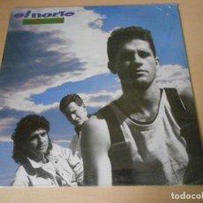 Discos de vinilo: EL NORTE. EL MUNDO ESTÁ LOCO. LP 1990. SIN ABRIR. Lote 194589271