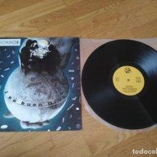 Discos de vinilo: VINILO DISTORSIÓN - KE BUEN DIOS! ORIGINAL 1988.. Lote 194591387