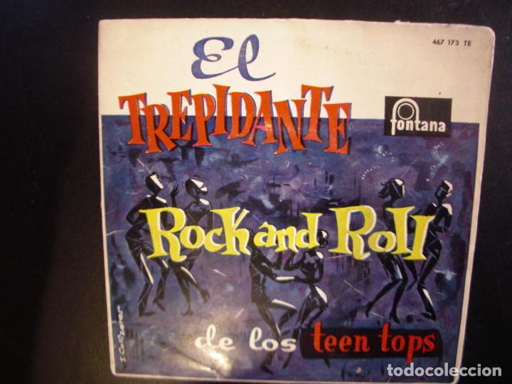 LOS LLOPIS- EL TREPIDANTE ROCK AND ROLL. EP. (Música - Discos de Vinilo - EPs - Rock & Roll)