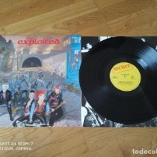 Discos de vinilo: VINILO THE EXPLOITED - TROOPS OF TOMORROW. ORIGINAL 1983.. Lote 194591913