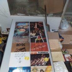 Discos de vinilo: LOTE COLECCION DE VINILOS AC DC -ROCK- 12 UNIDADES . EXCELENTE ESTADO- VER LAS FOTOS. Lote 194595922