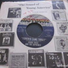 Discos de vinilo: DIANA ROSS & THE SUPREMES - FOREVER CAME TODAY - SN - EDICION USA DEL AÑO 1968. Lote 194596506