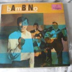 Discos de vinilo: BAMBINO BAMBINO. Lote 194596643