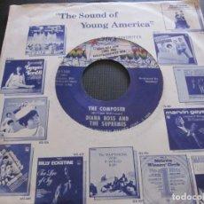 Discos de vinilo: DIANA ROSS & THE SUPREMES - THE COMPOSER - SN - EDICION USA DEL AÑO 1967.. Lote 194596898