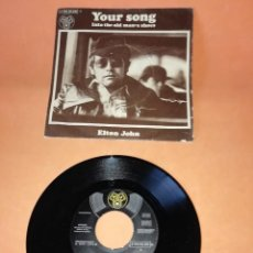 Discos de vinilo: ELTON JOHN . YOUR SONGS. I.J.M. RCORDS 1971. Lote 194597182