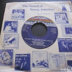 Discos de vinilo: DIANA ROSS & THE SUPREMES & THE TEMPTATIONS - I'LL TRY SOMETHING NEW - SN - ED. USA DEL AÑO 1969.. Lote 194597313