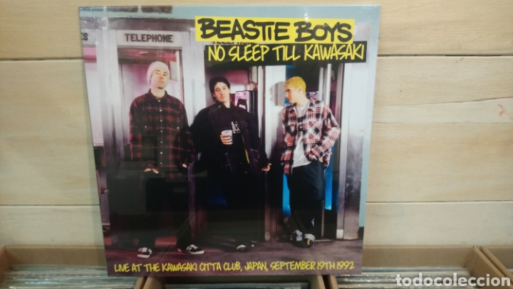 BEASTIE BOYS–NO SLEEP TILL KAWASAKI . LP VINILO PRECINTADO (Música - Discos - LP Vinilo - Rap / Hip Hop)