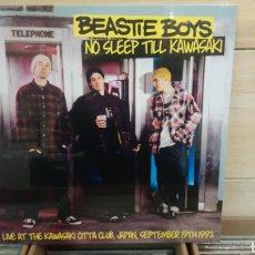 Discos de vinilo: BEASTIE BOYS–NO SLEEP TILL KAWASAKI . LP VINILO PRECINTADO. Lote 194597735