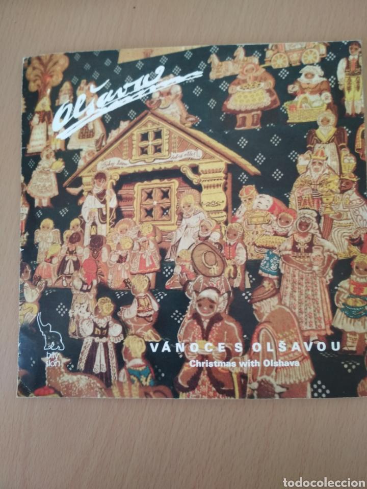 SINGLE VANOCE S OLSAVOU (Música - Discos de Vinilo - Maxi Singles - Étnicas y Músicas del Mundo)