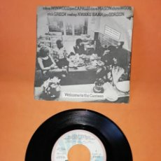 Discos de vinilo: STEVE WINWOOD JIM CAPALDI DAVE MASON .. WELCOME TO THE CANTEEN. ISLAND RECORDS 1971. Lote 194598212
