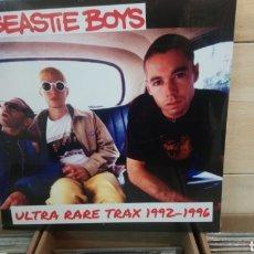 Discos de vinilo: BEASTIE BOYS-ULTRA RARE TRAX 1992 - 1996. LP VINILO NUEVO PRECINTADO -. Lote 194598397