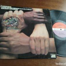 Discos de vinilo: CERRONE – AMOR EN DO MENOR- LOVE IN C MINOR LP, SPAIN 1977. Lote 194600140