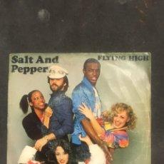Discos de vinilo: SALT AND PIPER SINGLE DE 1979. Lote 194600213