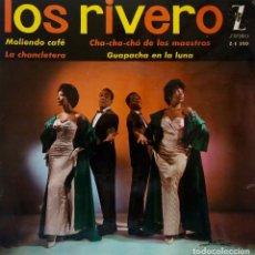 Discos de vinilo: LOS RIVERO. MOLIENDO CAFE. EP ESPAÑA. Lote 194600977