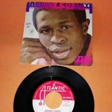 Discos de vinilo: ARTHUR CONLEY. QUE RARA ES LA GENTE . MANO Y GUANTE. ATLANTIC RECORDS 1968. Lote 194601993