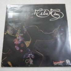 Discos de vinilo: CELIA CRUZ - CRUZ DE NAVAJAS - MAXISINGLE 1993 . Lote 194602543