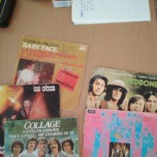 Discos de vinilo: LOTE 5 SINGLES AÑOS 70.. Lote 194602580