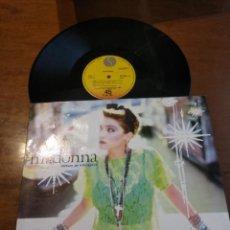 Discos de vinilo: MADONNA - LIKE A VIRGIN - MAXISINGLE - ESPAÑA -1984 . Lote 194606112