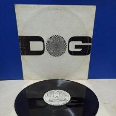 Discos de vinilo: MAXI SINGLE DISCO VINILO CAPITAL THE BLACK DOG AGE OF SLACK. Lote 194606161