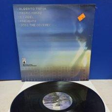 Discos de vinilo: MAXI SINGLE DISCO VINILO ALBERTO TAPIA PEDRO MIRAS DJ ABEL 2001 THE ODYSSEY. Lote 194608245
