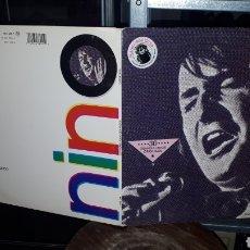 Discos de vinilo: DOBLE LP CARPETA NINO BRAVO 30 GRANDES EXITOS ORIGINALES POLYDOR 1973. Lote 194609373