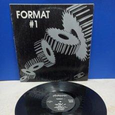 Discos de vinilo: MAXI SINGLE DISCO VINILO FORMAT 1 (2). Lote 194609587