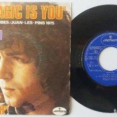 Discos de vinilo: DIMITRI / THE MAGIC IS YOU / SINGLE 7 INCH. Lote 194610652
