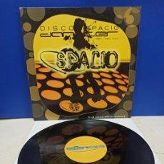 Discos de vinilo: MAXI SINGLE DISCO VINILO SPACIO FEAT RAFA RUIZ DANCER. Lote 194610978