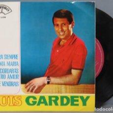 Discos de vinilo: EP. LUIS GARDEY - TU PARA SIEMPRE. Lote 194611995