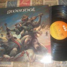 Discos de vinilo: GWENDAL A VOS DESIRS (1978 CBS) KILLERS FOLK CELTIC OG ESPAÑA. Lote 194614470