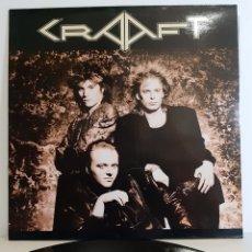 Discos de vinilo: CRAAAFT .1986. EPIC .ESPAÑA.. Lote 194617231