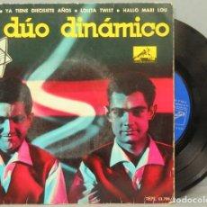 Discos de vinilo: EP. DUO DINAMICO. QUIERO. Lote 194617397