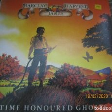 Discos de vinilo: BARCLAY JAMES HARVEST - TIME HONOURED GHOSTS LP - ORIGINAL INGLES - POLYDOR RECORDS 1975 MUY NUEVO 5. Lote 194617881