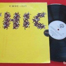 Discos de vinilo: CHIC ISM VINILO ORIGINAL 1991 LP VENEZUELA NILE RODGERS. Lote 194619415