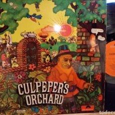 Discos de vinilo: CULPEPER'S ORCHARD ALEMANIA POLYDOR 1971 JOYA PROG. Lote 194619521