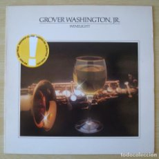 Discos de vinilo: GROVER WASHINGTON JR. : WINELIGHT - EDICION ORIGINAL ESPAÑA 1982 WEA . Lote 194619562
