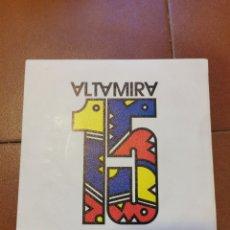 Discos de vinilo: SINGLE DE MÚSICA ALTAMIRA 15. Lote 194619608