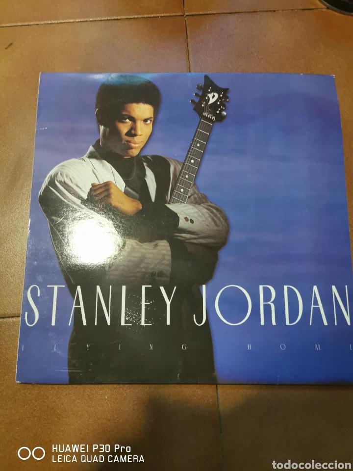 VINILO LP STANLEY JORDAN (Música - Discos - LP Vinilo - Jazz, Jazz-Rock, Blues y R&B)