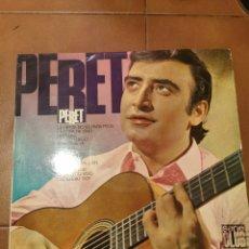 Discos de vinilo: DISCO VINILO PERET. Lote 194620441