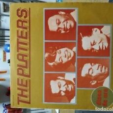 Discos de vinilo: THE PLATTERSDISCO DE ORO. Lote 194620458
