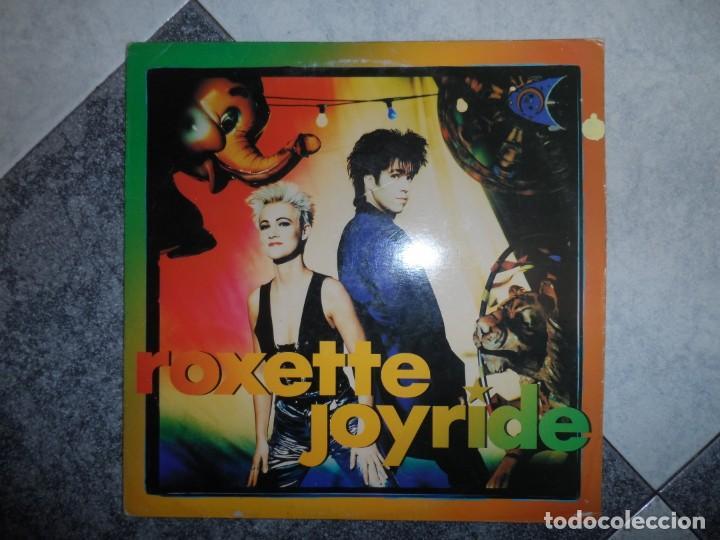 ROXETE JOYRIDE (Música - Discos de Vinilo - Maxi Singles - Rock & Roll)